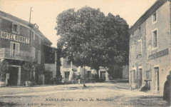 Manas Place Du Marronnier - Manas
