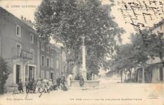 Taulignan Place De La Bourgade - Taulignan