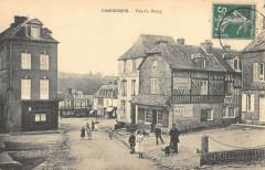 Cambremer Vue Du Bourg - Cambremer