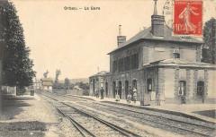 Orbec La Gare - Orbec