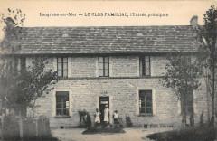 Langrune Sur Mer Le Clos Familial Entree - Langrune-sur-Mer