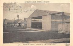 Environs De Clermont Le Champ D'Aviation D'Aulnat - Aulnat