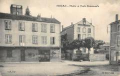 Mozac Mairie Ecole Communale - Mozac