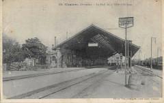 Coutras Hall De La Gare D'Orleans - Coutras