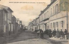Saint Julien Beychevelle La Grande Rue - Saint-Julien-Beychevelle