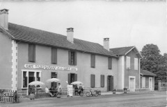 Luxey Hotel De La Gare Noel Baris - Luxey