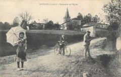 Gaujacq Esplanade De L'Eglise - Gaujacq