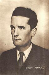 Gilbert Penicaut Ne A Amou En 1910 - Amou