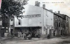 Thuir Buvette Du Chat Botte (Belle Cpa Commerce Cafe Bar - Thuir