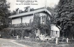 Gajac Saint Medard En Jalles Restaurant Du Moulin Du Thill Proprietaire M - Gajac