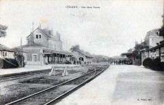 Chagny Les Deux Gares - Chagny