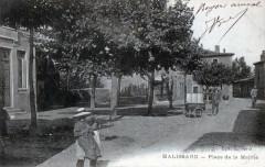 Malissard Place De La Mairie (Marchand De Cafe Ambulant - Malissard