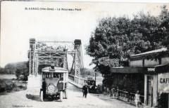 Blagnac Le Nouveau Pont (Autobus En Gros Plan - Blagnac