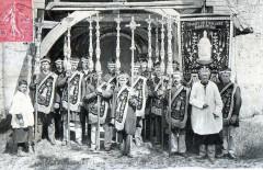 Charite De Piencourt Juillet 1906 (Gros Plan - Piencourt