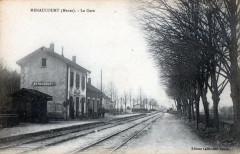 Menaucourt La Gare - Menaucourt