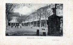 Mirepoix La Place (Pas Courante - Mirepoix