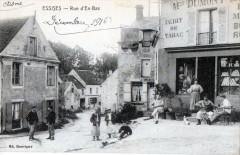 Essises Rue D'En Bas (Belle Animation De Rue + Debit De Tabac - Essises