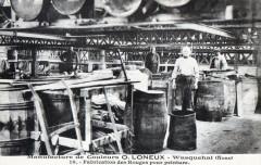 Wasquehal Manufacture De Couleurs O.loneux Fabrication Des Rouges Pour Pe - Wasquehal