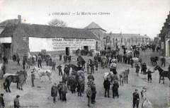 Oisemont Le Marche Aux Chevaux (Belle Animation - Oisemont