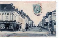 Voulx La Grande Rue  (Animation - Voulx