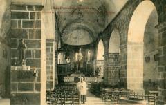Corneilla De Conflent Interieur De L´EGLISE  (Frais de port gratuit - Corneilla-de-Conflent
