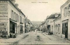 Crouy Rue Principale - Crouy
