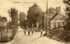 Varetz Avenue De La Gare  (animée - Varetz