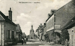 Grand'Rue - Épineuil-le-Fleuriel