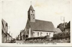 La Madeleine De Nonancourt L'Eglise (pas courante - Nonancourt