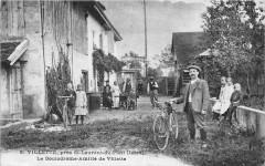 Villette PresSaint-Laurent Du Pont Le Boulodrome Amitie De Vilette (Animee - Saint-Laurent-du-Pont