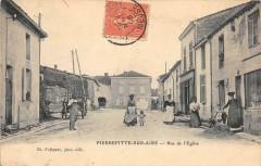 Pierrefitte Sur Aire Rue De L'Eglise (animée - Pierrefitte-sur-Aire