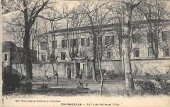 Saint Gaudens Le Lycee De Jeunes Filles - Saint-Gaudens