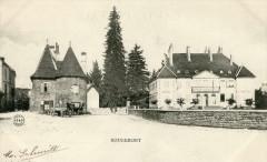 Rougemont (dos non divisé) - Rougemont