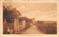 La Fontaine De Cesson Route Du Gros Cailloux - Cesson
