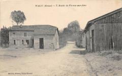 Waly Route De Fleury Sur Aire - Waly