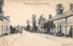 Donnery Route D'Orleans - Donnery