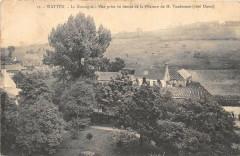 Watten La Montagne Vue Prise Au Dessus De La Filature De M.vandesmet Cote - Watten