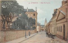 Evreux Rue Du Lycee - Évreux