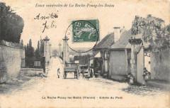 La Roche Posay Entree Du Pont - La Roche-Posay