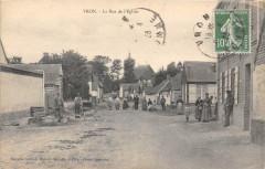 Vron La Rue De L'Eglise (animée - Vron