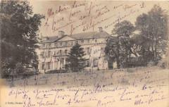 Cassel Ancien Chateau Du General Vandame (dos non divisé) - Cassel