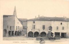 Liverdun Les Halles (dos non divisé) - Liverdun