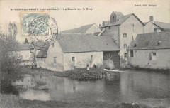 Savigny Sur Braye Le Moulin Sur La Braye - Savigny-sur-Braye