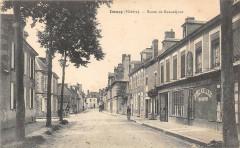Donzy Route De Beausejour - Donzy