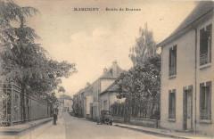 Marcigny Route De Roanne - Marcigny