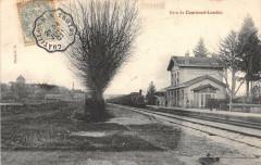 Gare De Courtenot Lenclos - Courtenot