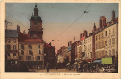 Thionville Place Du Marche - Thionville