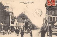 Saint Louis Rue De Bale - Saint-Louis
