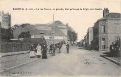 Darnetal La Rue Thiers - Darnétal