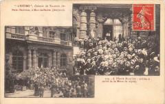 L'Estibo Colonie De Vacances Des Petits Parisiens A Mur De Barrez A L'Eco - Mur-de-Barrez